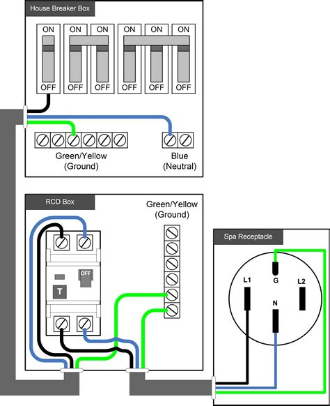3 phase 240v breaker wiring diagram get free image about