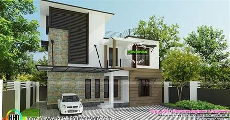 kerala home design in 5 cent contemporary home in 3 5 cent kerala home design and