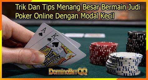 pin  tips  trik  bermain poker