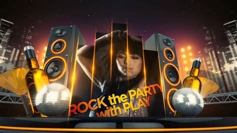 template after effects party play club party promo videohive after effects