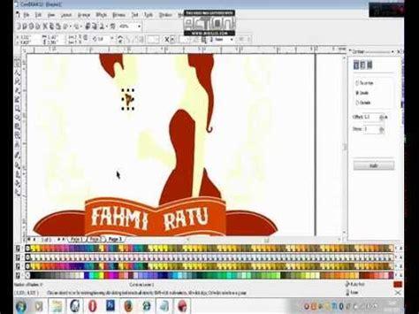 membuat warna coklat sablon cara membuat film sablon offset warna pisah warna