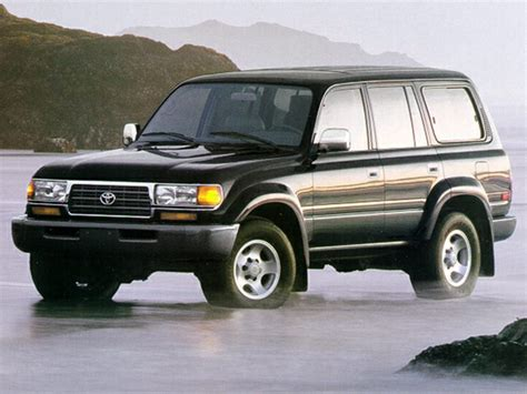 Toyota Land Cruiser Reliability 1994 Toyota Land Cruiser Specs Safety Rating Mpg