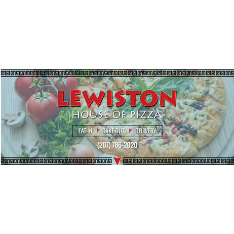 lewiston house of pizza espo s trattoria at 134 main st lewiston me on fave