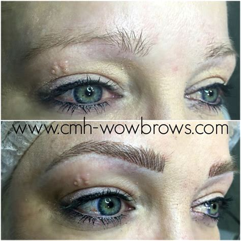 tattoo eyebrows orlando microstroke microblading feathering feather touch brows