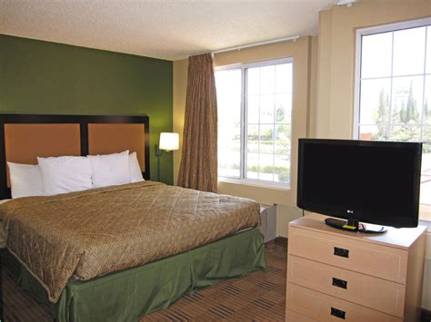 extended stay america san jose downtown 2017 room