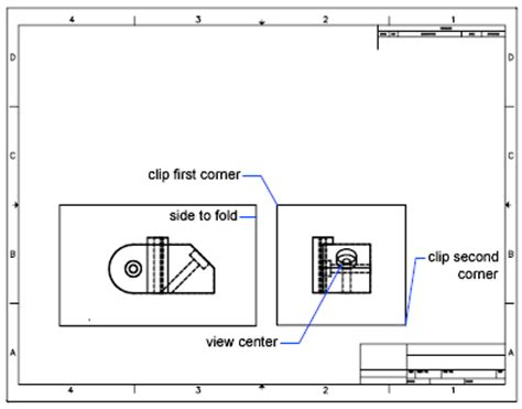 autocad layout viewport ucs solview