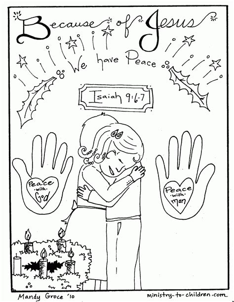 christian advent coloring pages advent coloring pages to print coloring home