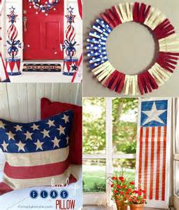 Decorating Ideas For July Fourth 4th Of July Patriotic Decorating Ideas Dress More