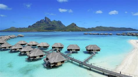 overwater bungalows bali indonesia sorry bali the caribbean is getting overwater bungalows