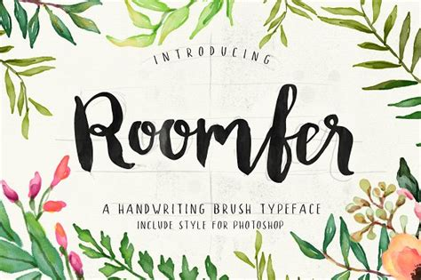 design font for photoshop roomfer font style photoshop script fonts creative