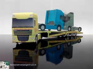 Truck Papercraft - 109 best images about bouwplaatvanjeeigentruck nl paper