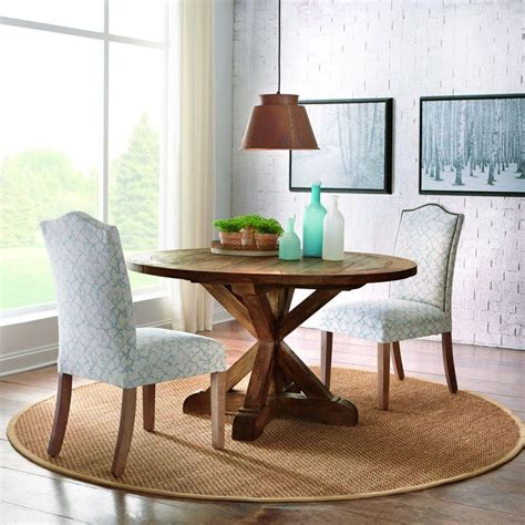 home decorators table home decorators collection bark dining table