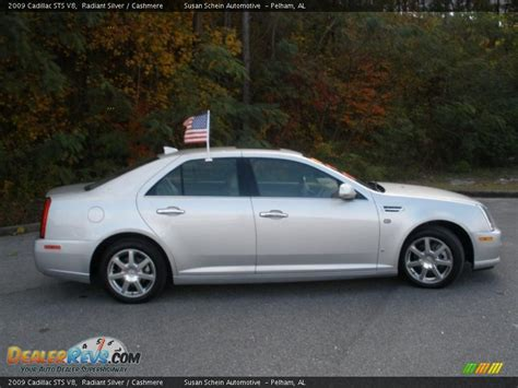2009 Cadillac Sts by 2009 Cadillac Sts V8 Radiant Silver Photo 2