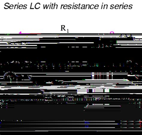 resistor in series with parallel lc peoi electrical circuits 2 ac