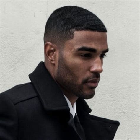 short crop hairstyles for black men 50 awesome hairstyles for black men men hairstyles world