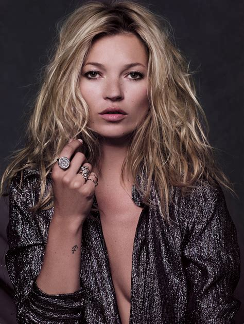kate moss tattoo kate moss for fred jewelry
