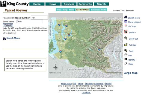 King County Property Records By Name Guided Tour King County S New Property Records Seattle