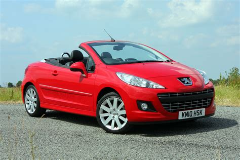 sell peugeot peugeot 207 cc 2007 2014 buying and selling parkers