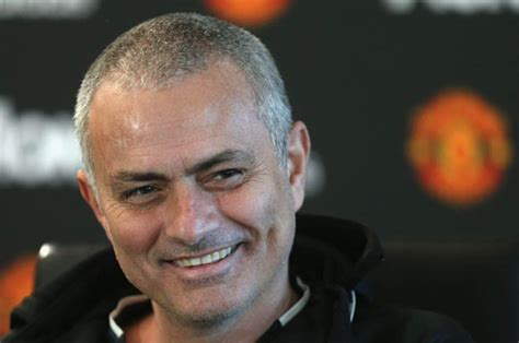 boss haircuts hamilton jose mourinho haircut man utd boss shaves off hair ahead
