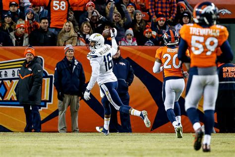 chargers wide receivers chargers wide receivers better or worse in 2016 bolts