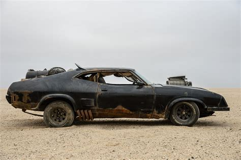 Mad Max Cars Beneath The Metal And Spikes