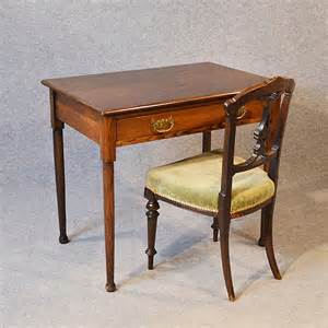 Antique Library Table Desk by Library Table Writing Desk With Drawer Antiques Atlas