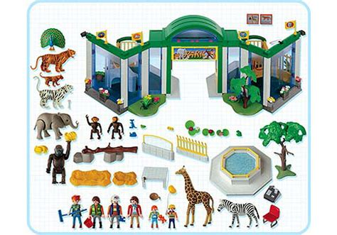 playmobil scheune bauanleitung tierpark 3240 a playmobil