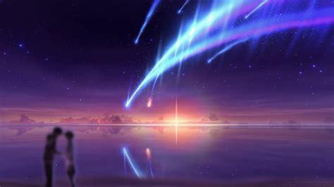 vfx art scene tiamat comet kimi  na wa youtube