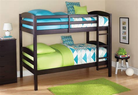 bunk beds on sale discount for kids twin over twin ladder
