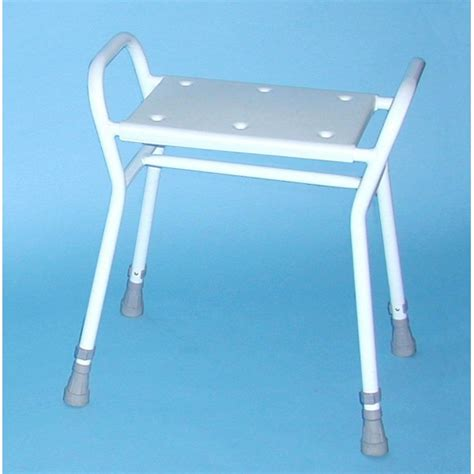 Plastic Stools For Showers by Carlton Shower Stool Plastic Top Asm Medicare