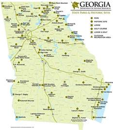 state parks historic map state parks