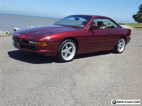8 Series Bmw For Sale by 1992 Bmw 8 Series For Sale In United States