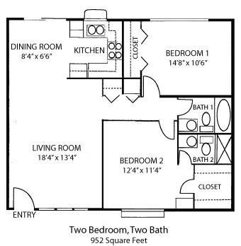small 2 bedroom house floor plans votestable info unique floor plans for two bedroom homes new home plans