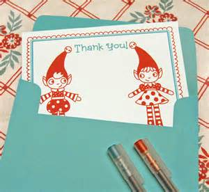 12 pretty printable thank you cards