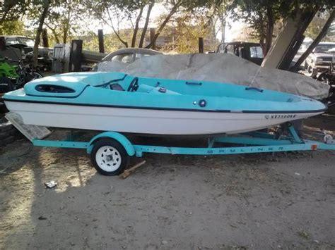 bayliner jet boat 90hp jazz jet boat for sale