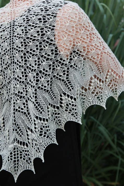 pin by melanie cbell on lace scarf knitting patterns fragaria lace shawl pattern by alina appasova beautiful
