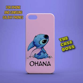 Ohana Stitch Casing Samsung Iphone 7 6s Plus 5s 5c 4s Cases best stitch phone iphone 4 products on wanelo