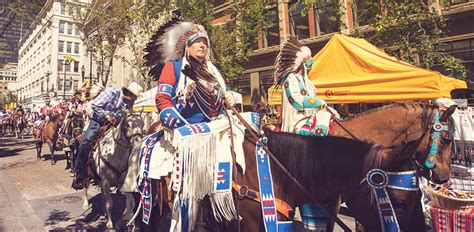 visitor guide calgary stampede july