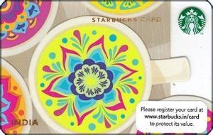 Starbucks Online Gift Card India - gift card india colourful mug tops starbucks india republic starbucks col in