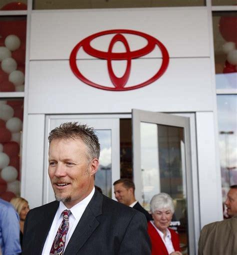Larry H Miller Toyota Murray Utah Larry Miller S Utah Car Dealership Has A New Home