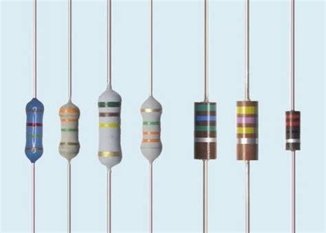 nilai resistor 10 ohm apa sih resistor itu aku cinta elektronika