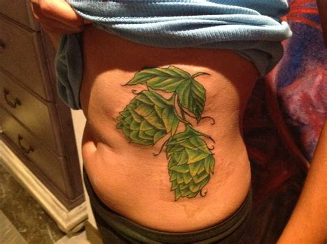 beer tattoo my hops hopheadforlife stuff