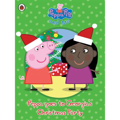 libro peppa goes on holiday personalised peppa pig peppa goes to your child s party christmas buy from prezzybox com