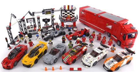 K D Kruwil Set Ari lego speed chions 2015 all sets wrap up