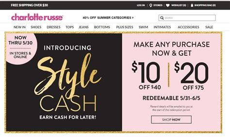 Charlotte Russe Gift Card Code - white house black market coupon code