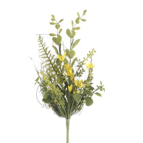 artificial stems and sprays artificial forsythia and greenery spray picks sprays and stems wedding flowers wedding
