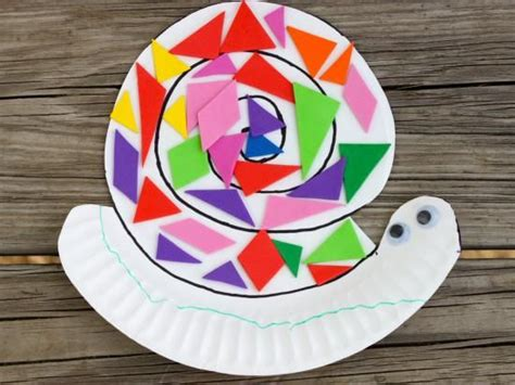 paper plate snail craft 408 best images about fall autumn winter craft יצירה סתיו