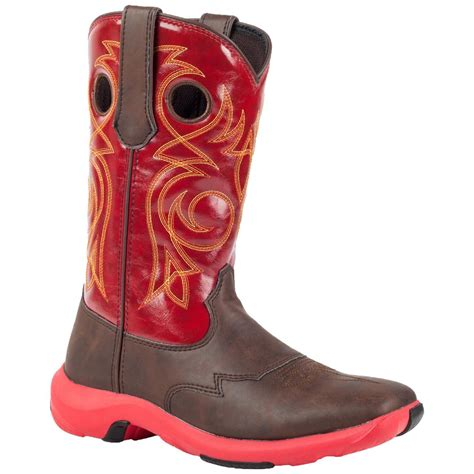 cowboy boot sneakers s durango 174 10 quot rebelicious western boot flavor