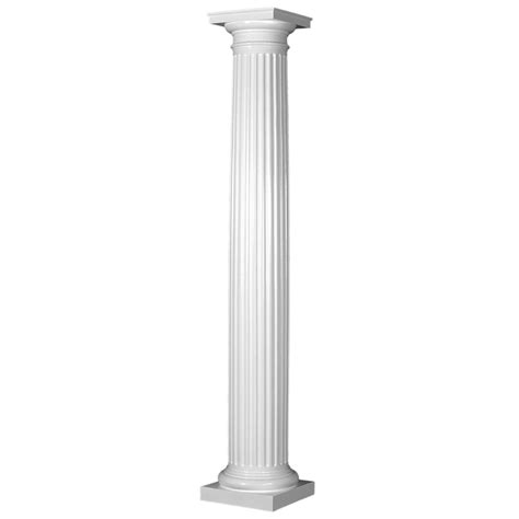 decorative columns home depot decorative fluted columns and bases ask home design