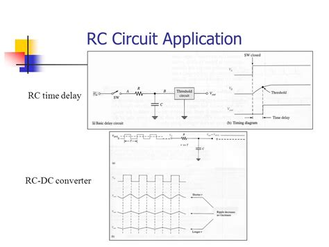 capacitors in dc circuits application of capacitor in dc circuit 28 images chapter 9 capacitor ppt dc capacitor